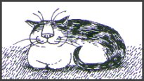Edward Gorey - cat